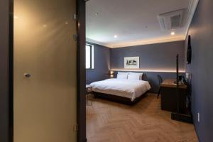 Brown-Dot Hotel Beomcheon, Hotely  Busan - big - 40
