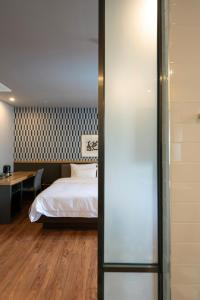 Brown-Dot Hotel Beomcheon, Hotely  Busan - big - 41