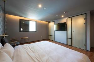 Brown-Dot Hotel Beomcheon, Hotely  Busan - big - 39