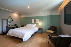 Brown-Dot Hotel Beomcheon, Hotely  Busan - big - 37