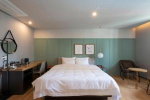 Brown-Dot Hotel Beomcheon, Hotely  Busan - big - 57