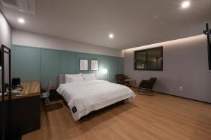 Brown-Dot Hotel Beomcheon, Hotely  Busan - big - 43
