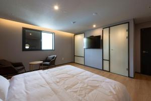 Brown-Dot Hotel Beomcheon, Hotely  Busan - big - 62