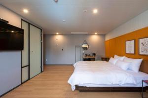 Brown-Dot Hotel Beomcheon, Hotely  Busan - big - 64
