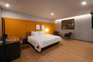 Brown-Dot Hotel Beomcheon, Hotely  Busan - big - 21