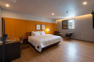 Brown-Dot Hotel Beomcheon, Hotely  Busan - big - 19