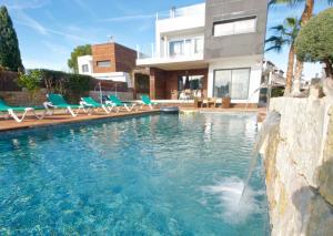 Villa Elena, Vily  L'Ampolla - big - 106