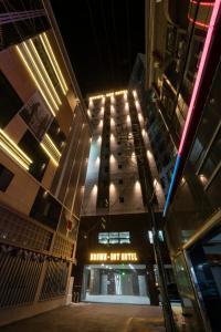 Brown-Dot Hotel Beomcheon, Hotely  Busan - big - 53