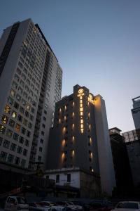 Brown-Dot Hotel Beomcheon, Hotely  Busan - big - 52