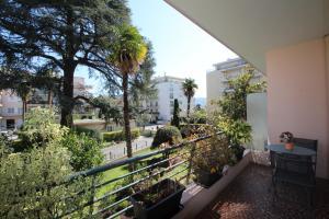 Nice Booking - Le Parc grand studio calme absolu