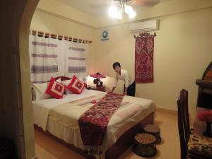 Maly Hotel, Hotely  Muang Phônsavan - big - 10