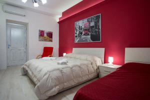 Residence Damarete, Ferienwohnungen  Syrakus - big - 62