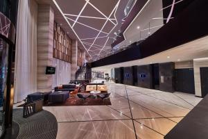 4 hvězdičkový hotel Hilton Belgrade Bělehrad Srbsko