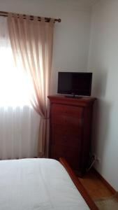 Apartment Av. de Badajoz, Appartamenti  Nazaré - big - 5