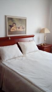 Apartment Av. de Badajoz, Appartamenti  Nazaré - big - 10