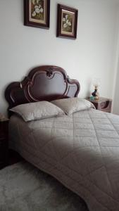 Apartment Av. de Badajoz, Appartamenti  Nazaré - big - 14