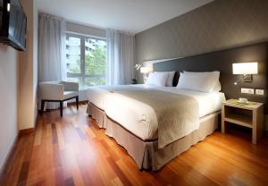 Exe Zaragoza WTC, Hotels  Saragossa - big - 6