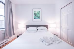 One-Bedroom on Warrenton Street Apt 3, Ferienwohnungen  Boston - big - 11