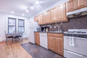 One-Bedroom on Warrenton Street Apt 3, Ferienwohnungen  Boston - big - 8