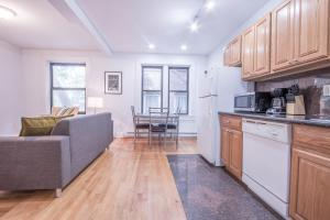 One-Bedroom on Warrenton Street Apt 3, Ferienwohnungen  Boston - big - 7