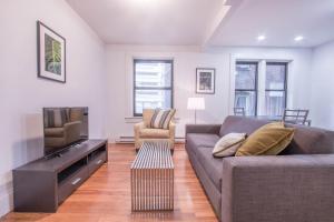 One-Bedroom on Warrenton Street Apt 3, Ferienwohnungen  Boston - big - 3