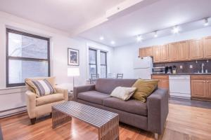 One-Bedroom on Warrenton Street Apt 3, Apartments  Boston - big - 4