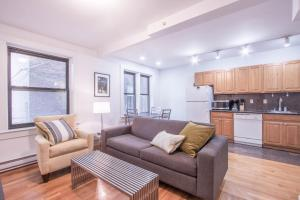 One-Bedroom on Warrenton Street Apt 3, Apartments  Boston - big - 1