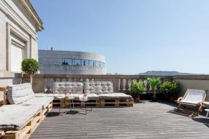 Unique Rentals - Placa Catalunya luxury apartments