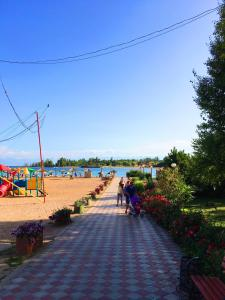 Cottage in Pansionate Royal Beach, Apartmány  Chok-Tal - big - 20