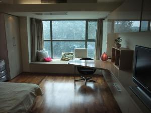 Studio Appartement met Uitzicht