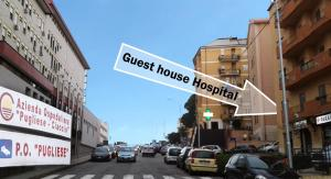 B & B Guest House Hospital