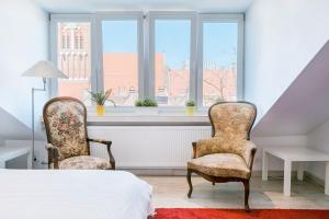 Loft Apartments, Apartmány  Gdaňsk - big - 31