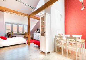 Loft Apartments, Apartmány  Gdaňsk - big - 33