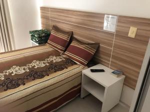 Flat em Caldas Novas, Apartmanok  Caldas Novas - big - 40