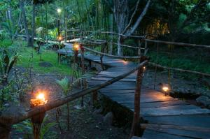 Aldea Ecoturismo, Hotels  Jalcomulco - big - 77