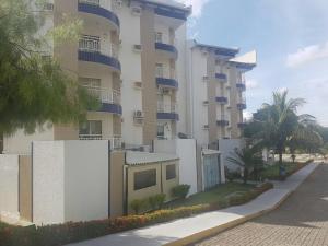 Flat em Caldas Novas, Apartmanok  Caldas Novas - big - 50