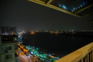 Condo by the Nile, Appartamenti  Il Cairo - big - 5