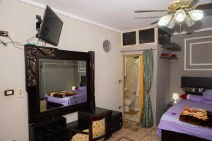 Condo by the Nile, Apartmanok  Kairó - big - 22