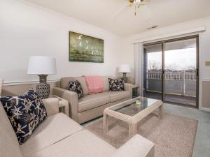 Harbour Club 12G Condo, Apartments  Ocean City - big - 4