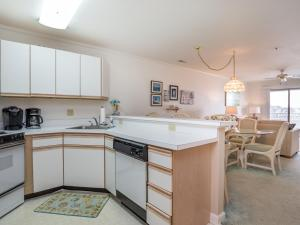 Harbour Club 12G Condo, Apartments  Ocean City - big - 7
