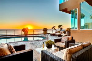 Celebrity Oceanfront Estate - Seven Bedroom Estate, Ferienhäuser  San Diego - big - 2