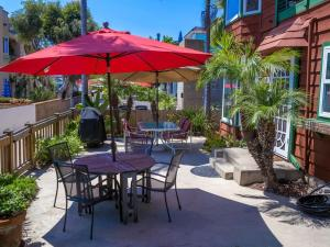 Bayside Bungalow - Two Bedroom Home, Nyaralók  San Diego - big - 2