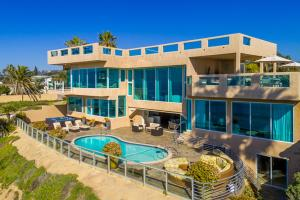 Celebrity Oceanfront Estate - Seven Bedroom Estate, Ferienhäuser  San Diego - big - 6