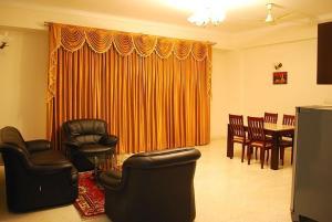 Silicon Hearth, Апартаменты  Бангалор - big - 11