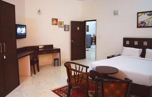 Silicon Hearth, Апартаменты  Бангалор - big - 9