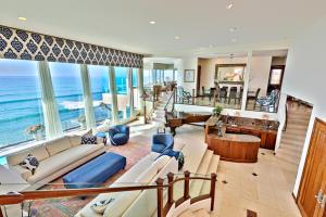 Celebrity Oceanfront Estate - Seven Bedroom Estate, Ferienhäuser  San Diego - big - 25