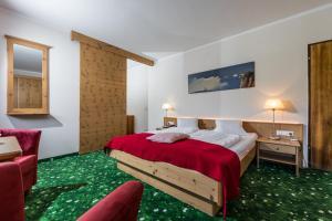 Heidi-Hotel Falkertsee, Hotely  Patergassen - big - 14