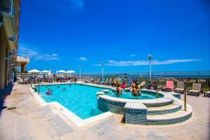 Gateway Grand 710 Condo, Apartmány  Ocean City - big - 19