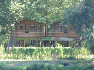 Châlets Camping Belle Rivière