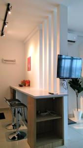 Evosoho Suite @ Bandar Baru Bangi, Apartmány  Kampong Sungai Ramal Dalam - big - 11